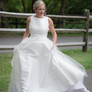 "Peter Langner ""The Leila"" WEDDING DRESS"